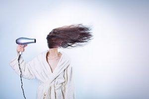 洗髪後の乾燥に気をつける ドレッドヘア フケ対策