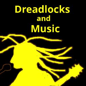 ドレッド&ミュージック3 Dreadlocks and music Bark at the moon