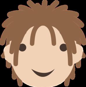 ドレッドの毛先を丸くする方法