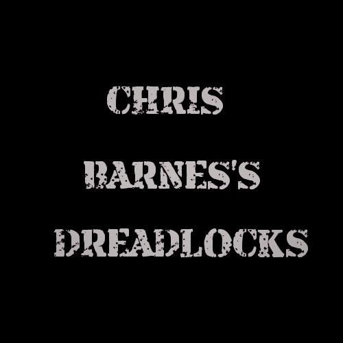 クリス・バーンズのドレッド。Chris Barnes's dreadlocks.