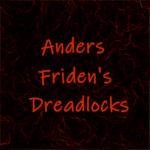 アンダース・フリーデンのドレッド